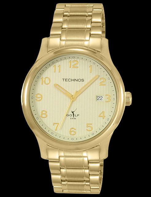 4969ea63de97f Relógio Masculino Technos - Golf - 2315GB 4X Technos na Monte Blanco