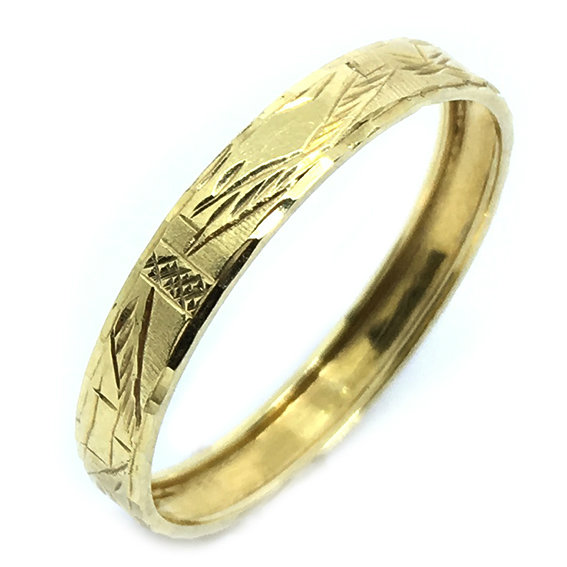 Anel em ouro 18k - 2ANO0544