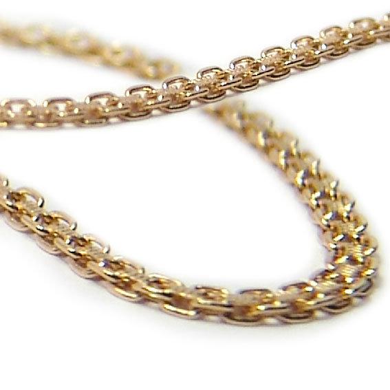 8d1674fc1b0e6 Cordão de ouro 18k - Esteira maciça - Feminina - 50 cm Ouro Amarelo ...