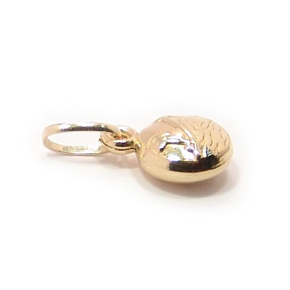 e00034e6b0d01 Medalha em ouro amarelo 18k - Agnus Dei Ouro Amarelo na Monte Blanco
