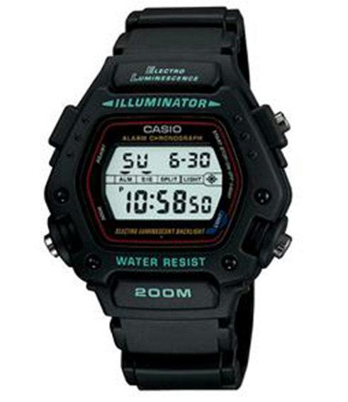 9a9a15b6457 Relógio de pulso - Casio Casio na Monte Blanco