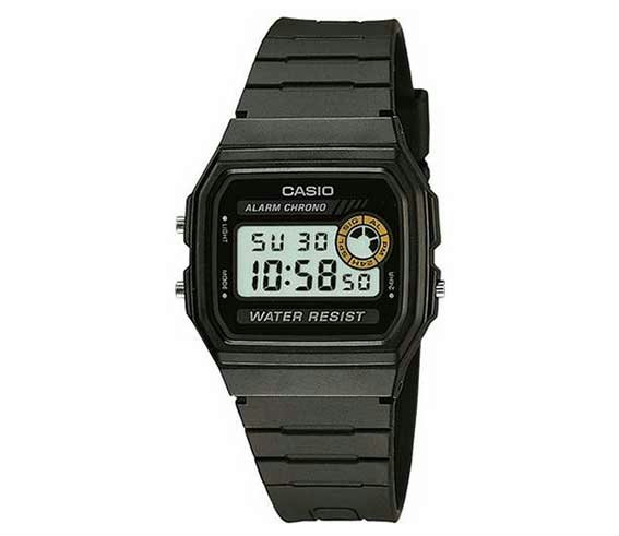 c296aa0f888 Relógio de pulso Casio - F-94WA-8DG