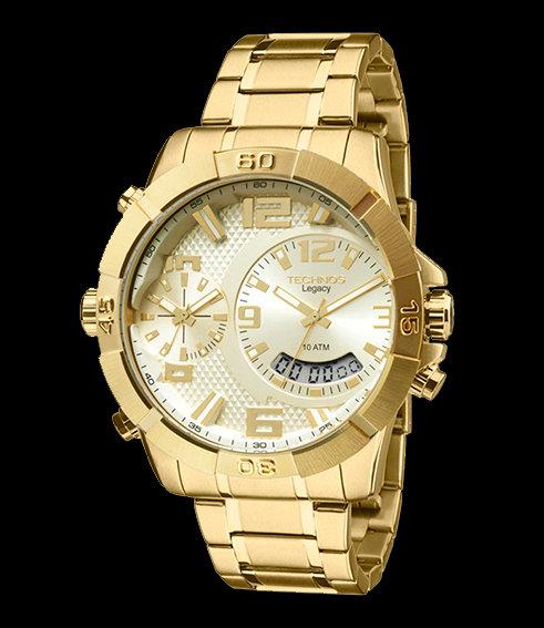 96a5e638999 Relógio Masculino Technos - Legacy - T205FI 4X Technos na Monte Blanco