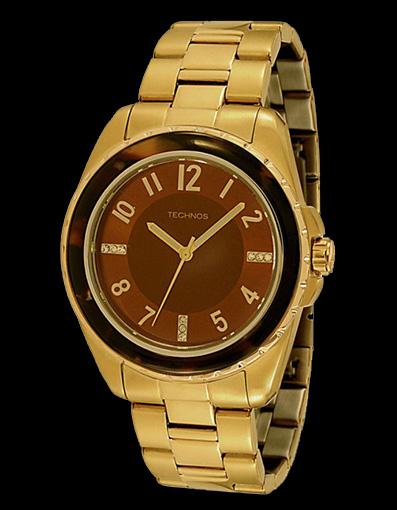 d503f18cc06c1 Relógio Feminino Technos - Unique - 2035BBJ 4M Technos na Monte Blanco